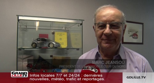 Bilan de rentrée de l'Automobile Club Nord de France